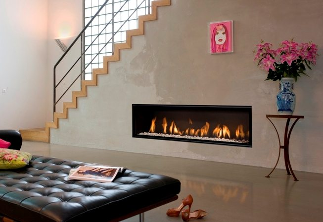 Bellfires Horizon Bell gas fire