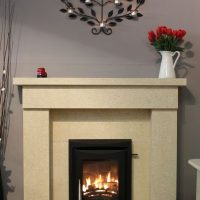 Inset Chelsea Stove & Fire Package