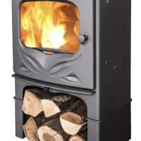 The Bembridge Wood Burning Stove