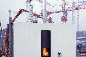 STUV 30 Inset Woodburning Stove