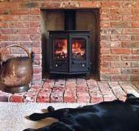 Charnwood Country 6 Wood Burner