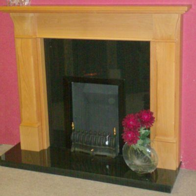 Jennifer Fire Surround