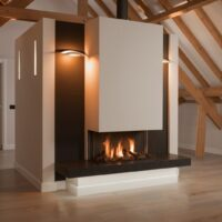 View Bell 3 Gas Fire from Bellfires