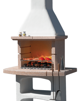 Bonfire Touareg