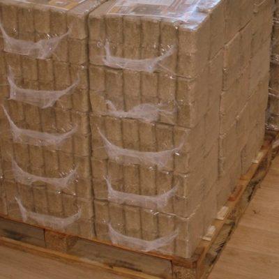 Uber Logs (One Ton ; 1200 bricks)