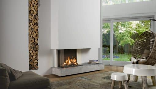 Bellfires Topsham 3 sided