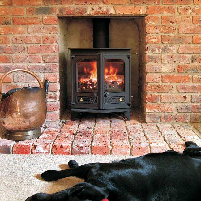 Charnwood Country 6 Woodburning Stove phoebe