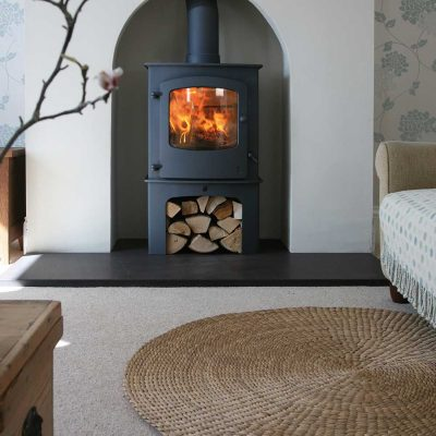 Charnwood Cove 2 Woodburning Stove blue