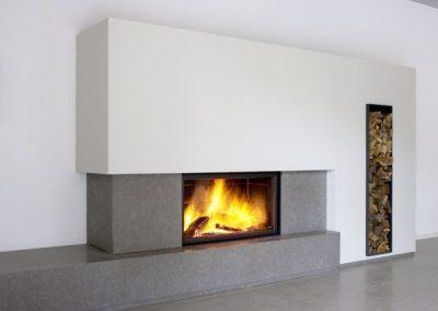 Stuv 21 185 Woodburing stove