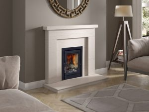Beckford Surround and inset stove