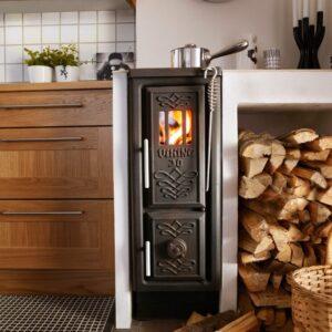 viking30 woodburning hob