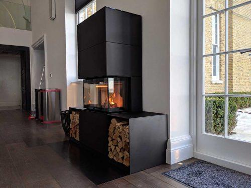 1554837407 modern i51 wood stove installation 5
