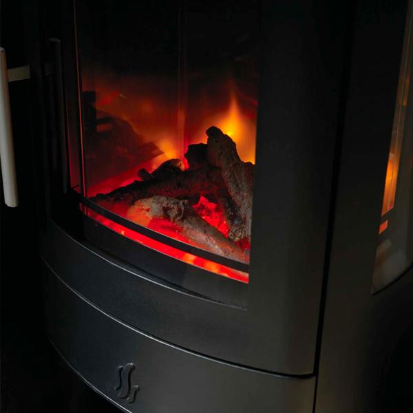 ACR Neo 3c stove up close