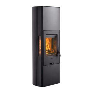 Contura 35 wood stove in black