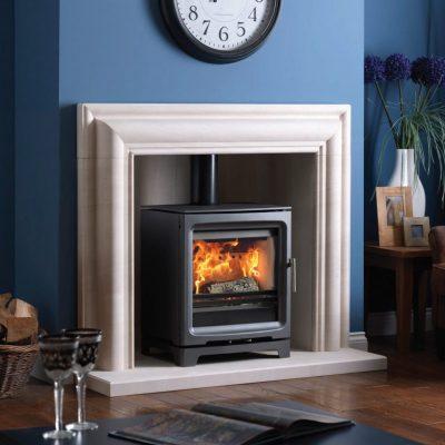 PV5W multi fuel stove