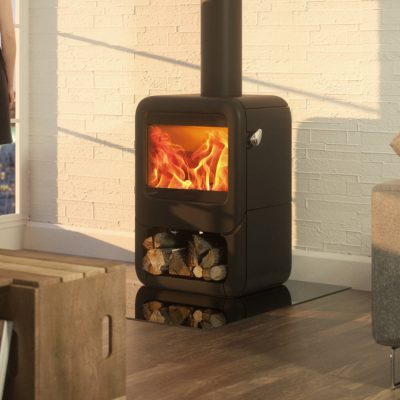 Dovre Rock 350 Wood Box 1 4
