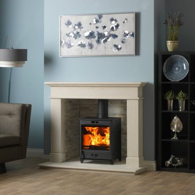 Fireline FQ8 in Balmoral with Rustic Slate Liners