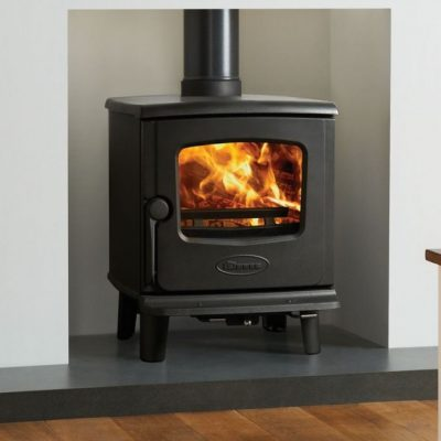 dovre 225 in matt black