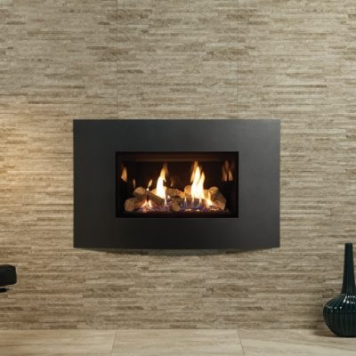 riva2 670 xs graphite with black glass lining and slate di savoia moasaic finish tiles mi