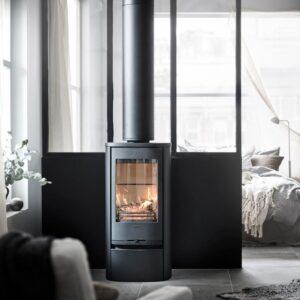 contura 810 style black chimney 1 1