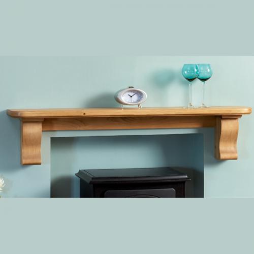plain corbel shelf