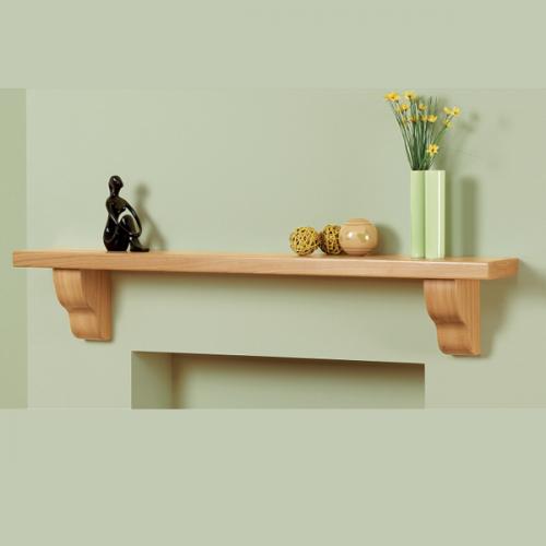 traditional shelf