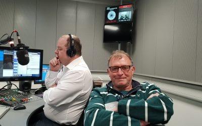 BBC Berkshire Interview Bonfire Stoves