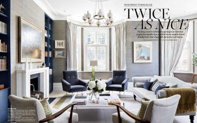 Homes & Gardens Magazine Feature