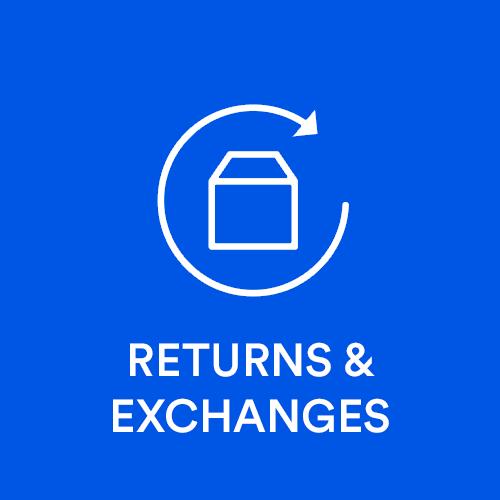 Returns & Exchanges