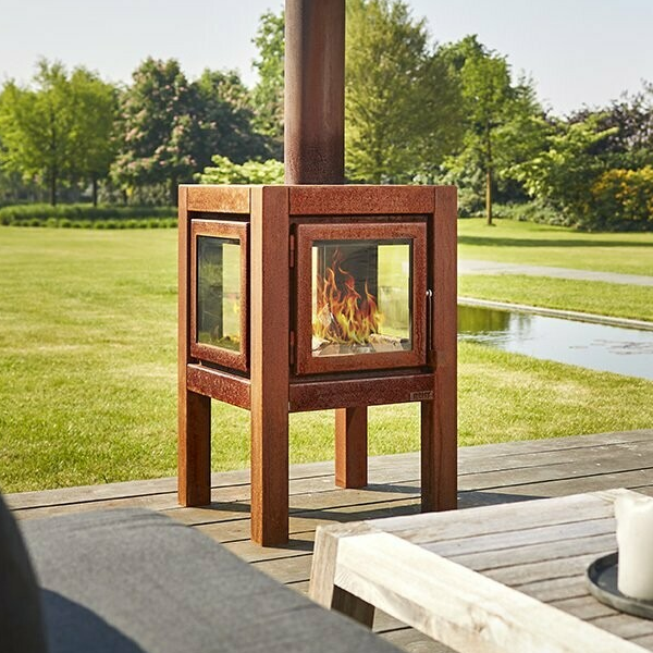 RB73 Outdoor Stoves